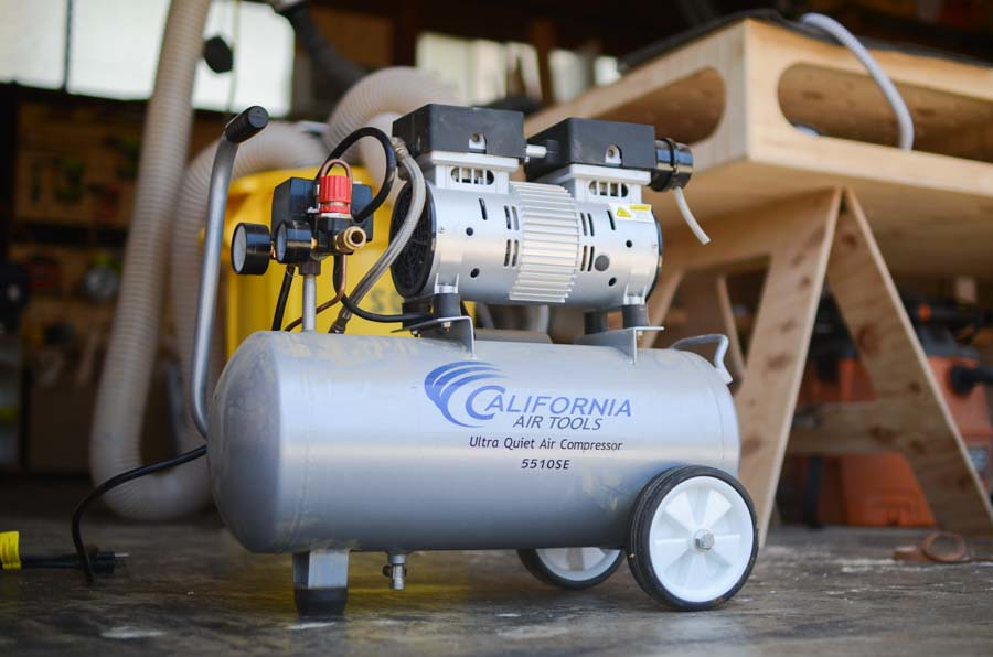 The Best Air Compressors for Your Home Shop
