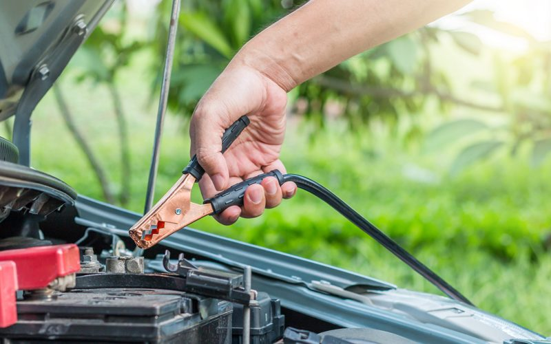 How to Jump a Starter with Jumper Cables