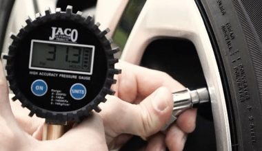jaco digital tire inflator