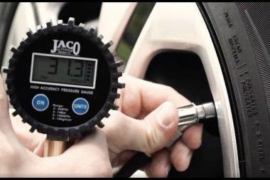 jaco digital tire inflator