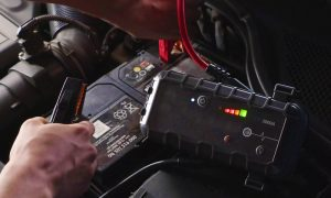 How to Charge a Portable Jump Starter