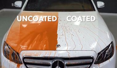 proje ceramic coating, the best ceramic car wax in our opinion