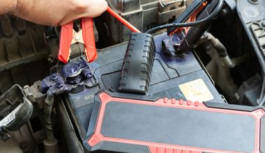 do you have to charge a portable jump starter